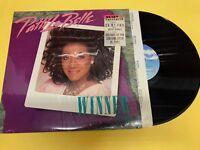 PATTI LABELLE Winner In You (B) LP Vinyl VG+ Cover Shrink