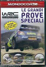 WRC, Le grandi prove speciali. Mondocorse (2008) DVD NUOVO Le grandi auto rally
