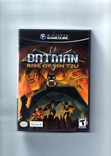 Batman: Rise of Sin Tzu Lithograph Commemorative Edition (Nintendo GameCube,...