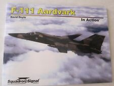 Squadron/Signal - F-111 Aardvark in Action #10265