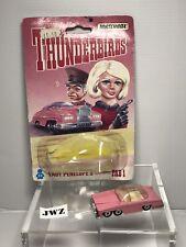 Thunderbirds Lady Penelope FAB1 pink car - Matchbox 1992 - OPENED