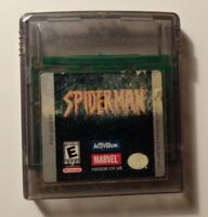 Nintendo Game Boy Color SPIDERMAN - Tested - No Box/Manual