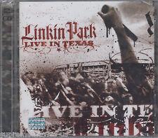 NEW CD / DVD Linkin Park CD NEW Live In Texas BRAND NEW