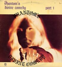 """PHANTOM'S DIVINE COMEDY """"PART.1"""" ORIG US 1974 VG/EX"""