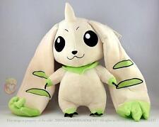 Digimon Terriermon plush 12 inch/30 cm   Terriermon plush High Quality UK Stock