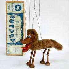 Vintage Pelham Puppet - LA WOLF - Original Box