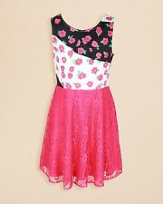 The Lost Girls Smells Like Roses Dress, Multi-Color, Size 10