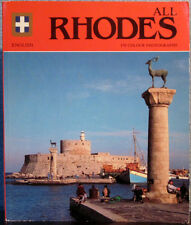 """1988 """"ALL RHODES"""" with 170 color photographs"""