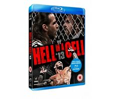 Official WWE - Hell in a Cell 2013 Blu-Ray