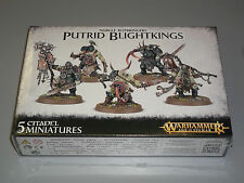Warhammer PUTRID BLIGHTKINGS Age of Sigmar Box Set!! Brand New+Sealed!!