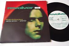 "REVOLVER - Crimson / Don't Ever Leave  7"" Vinyl Ltd Ed Gatefold UK 1991 Nr Mint"