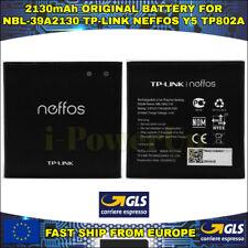 BATTERIA BATTERY NBL-39A2130 TP-LINK NEFFOS Y5 TP802A-3 ORIGINAL 2130mAh ITA
