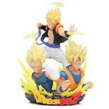 Dragon Ball Z Super Saiyan Vegeta Son Goku Gogeta Action Figure Collectible Toys