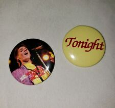 New Kids On The Block Pin small Buttons set of 2 Jonathan Knight and Tonight
