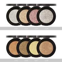 FOCALLURE Cosmetic Metallic Matte Eyeshadow Palette Makeup Glitter  Eye Shadow
