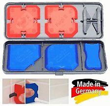 Genuine FUGI 5 pc Set Red Blue Silicone Tiling Caulk Finishing Profile Tool Kit