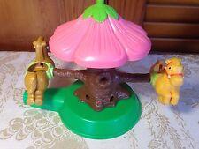 Disney Spectra 1988 No 8880 Winnie Pooh Train - Replacement Merry Go Round