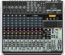 Behringer XENYX Qx1832usb - 10 Channel Mixer