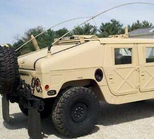 "IR Infrared & HID Light Bar Ibis-Tek 45"" Military Grade Humvee Hummer USA"