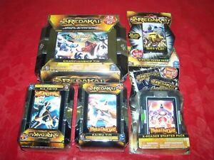 Redakai Trading Card Game Huge Lot MIB SEALED Tins