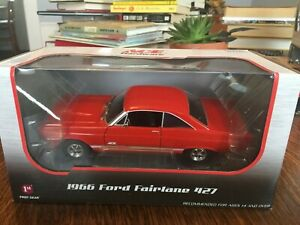 FIRST GEAR 1/25TH SCALE 1966 FORD FAIRLANE 427!!! ACE HARDWARE COLLECTORS