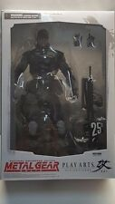 PLAY ARTS KAI / SQUARE ENIX 25th Anniversary Metal Gear Solid- SOLID SNAKE