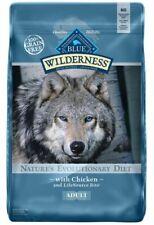 Blue Buffalo Wilderness Chicken Dry Dog Food 24lb