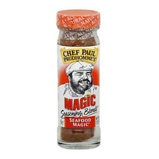 (2 Pk) Chef Paul Prudhomme's Seafood Magic Seasoning, 2 oz