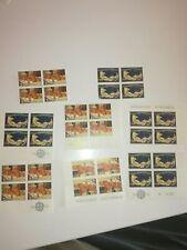 16 series Europa cept yougoslavie 1975 cote 80 euros xx 1479 et 1480 bloc de 4