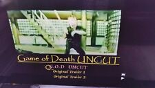 BRUCE LEE GAME  OF DEATH OUTTAKES 3 DISC SET