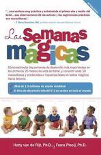 Las Semanas Magicas by Frans Plooij (2014, Paperback)