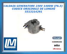 CALDAIA GENERATORE 230V 1400W (F6.3) 5513214291 DE LONGHI ORIGINALE