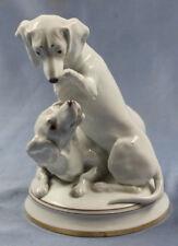 dackel dachshund Figur porzellanfigur Stadt meissen Teichert porzellan hund