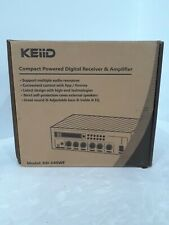 KEiiD KD-240WF Compact Powered Digital Receiver and Amplifier