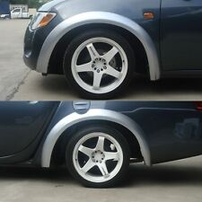 "FENDER FLARES FLARE WHEEL ARCH 4"" FOR MITSUBISHI L200 TRITON ML MN 2005 - 2014"