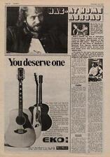 Nazareth UK Interview 1973