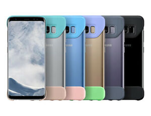 GENUINE Original Samsung Galaxy S8 S8+ Plus 2PIECE Cover Pop Slim Thin Case