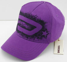 Diesel Baseball Cap,Hut, Model: CELOVE CAPPELLO, Art.No.: 00CXYW-003L4, FZ,Lila