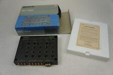 Sony XEC-1000 Electronic Crossover