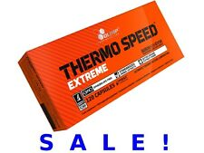 OLIMP THERMO SPEED EXTREME 120 caps. SUPER FAT BURNER WEIGHT LOSS DIET FREE P&P!
