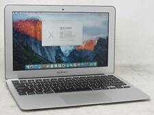 Apple Macbook Air (11-inch, Mid 2011) Intel Core i5 1.60GHz 2GB RAM 60GB SSD