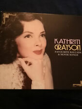Kathryn Grayson - Favourite Ballads and Movie Songs (2008)