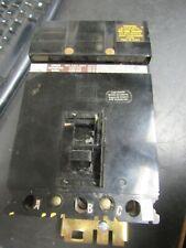 Square D Fa-36060 60 Amp, 3 Pole, 600 Volt I-Line Circuit Breaker (Good Conditio