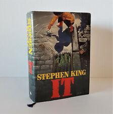Stephen King IT - 1°edizione 1988 Euroclub su licenza Sperling & Kupfer