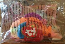 Lips the Fish Ty Teenie Beanie Babies New in Pkg McDonalds Premium 2000