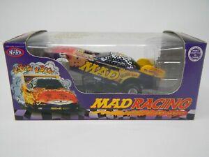 Action Jerry Toliver Mad Magazine 1998 Pontiac Funny Car