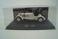 Model Car 1:43 De Agostini Mercedes-Benz SSK 1928 no 13