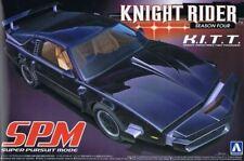 Aoshima 04355 - 1/24 Season 4 Knight Rider K.I.T.T SPM (Super Pursuit Mode)