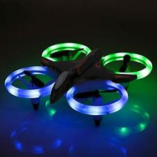 RC Drone, Mini Drone for Kids and Beginners, Mini Drones Quadcopter with LED