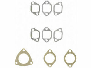 For 1953-1955 Cadillac DeVille Exhaust Manifold Gasket Set Felpro 32392GX 1954